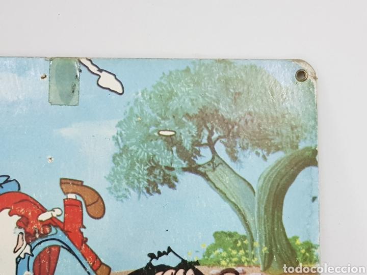 Figuras de acción: Lámina cartón tercer festival Mortadelo y Filemón el armario del tiempo Isidoro Llorca s. A. 34x24cm - Foto 6 - 140392749