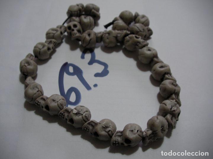 comprar popular d0188 7515d FIGURA DE ACCION - COLLAR DE CALAVERAS