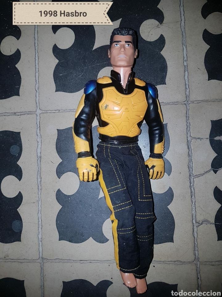 Figuras de acción: Lote 18 muñecos de acción Action Man Hasbro, Geyperman, Power Team (1998/2006) - Foto 12 - 178810285