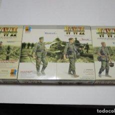 Figuras de acción: DRAGON WWII OPERATION BARBARROJA SET EN CAJA SIN ABRIR NUNCA MONTADO IMPECABLE 1999-2000.. Lote 143495878