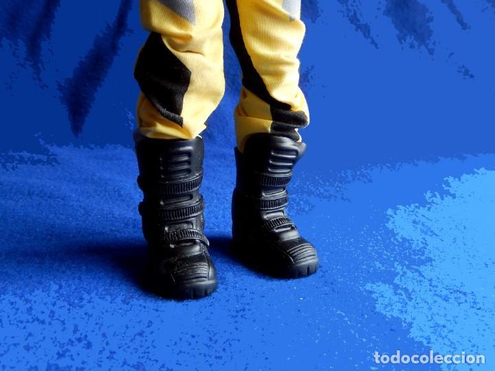 Figuras de acción: MAX THUNDER, FIGURA DE ACTION DEFENDER - FAMOMAN DE FAMOSA - 1998, ORIGINAL - COMO NUEVO - Foto 5 - 144161834