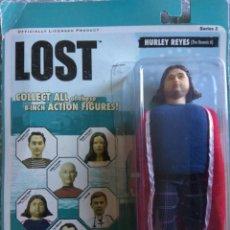 Figuras de acción - figura serie Lost Hurley Reyes big bang pow nueva - 146046910