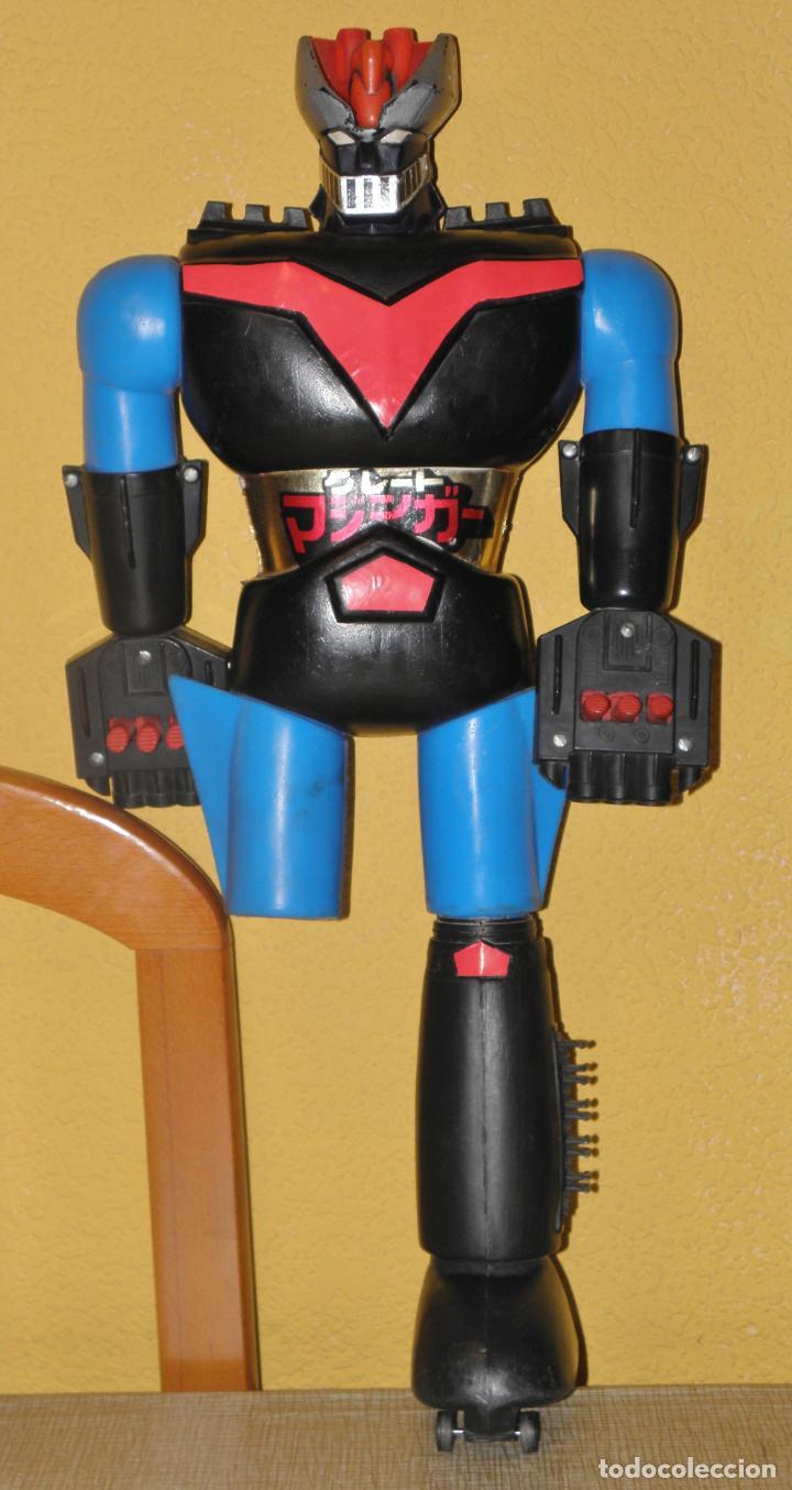 Robot mazinger z lanzamisiles de nacoral origin - Sold
