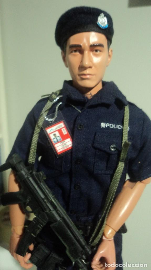 Figuras de acción: ESCALA 1/6 POLICIA - Foto 2 - 147758194