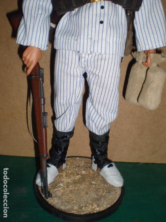 Figuras de acción: CUSTOM DRAGON SOLDADO ESPAÑOL PROVINCIAS DE ULTRAMAR ESCALA 1/6 - Foto 15 - 148483574