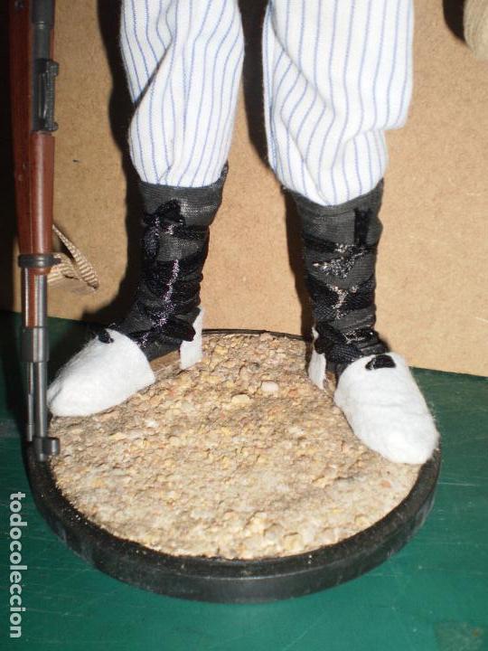 Figuras de acción: CUSTOM DRAGON SOLDADO ESPAÑOL PROVINCIAS DE ULTRAMAR ESCALA 1/6 - Foto 17 - 148483574
