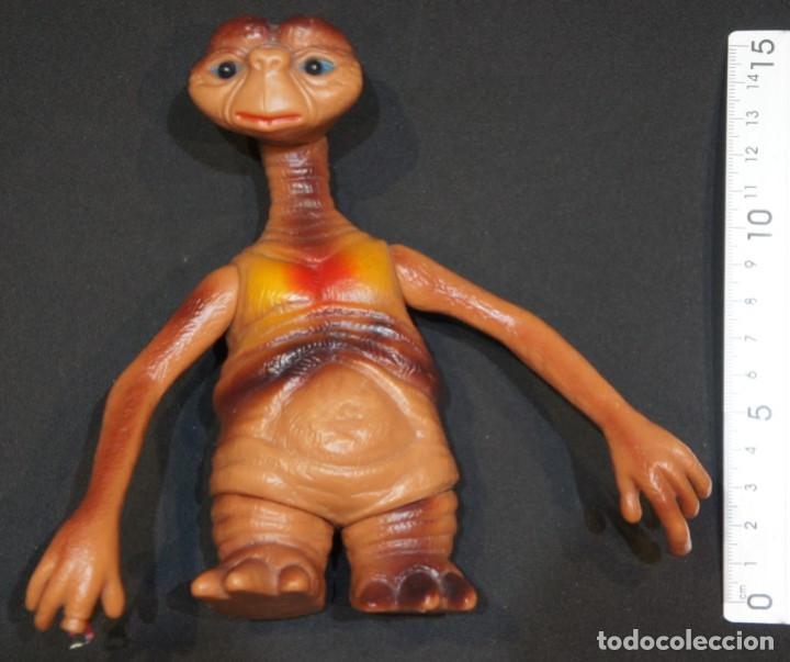 Figuras de acción: ET el Extraterrestre. Muñeco articulado de PVC. Años 80. - Foto 8 - 150040034