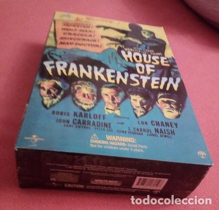 Figuras de acción: HOUSE OF FRANKENSTEIN. Sideshow nuevo a estrenar, en caja y sin jugar. Agotado - Foto 2 - 139969962