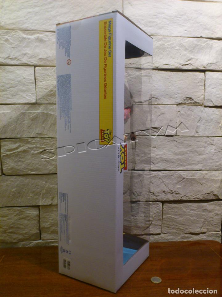 Figuras de acción: TOY STORY 3 - MEGA CAJA - PLAYSET - 20 FIGURAS - ORIGINAL DISNEY STORE - DESCATALOGADO - NUEVO - Foto 7 - 151103810