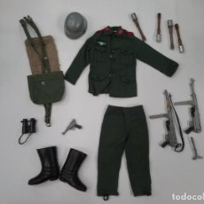 Figuras de acción: ACTION JOE - UNIFORME - SOLDADO ALEMÁN . Lote 151276834