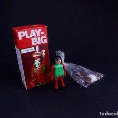Figuras de acción: PLAY BIG INDIA. DE CEFA. Lote 151378446