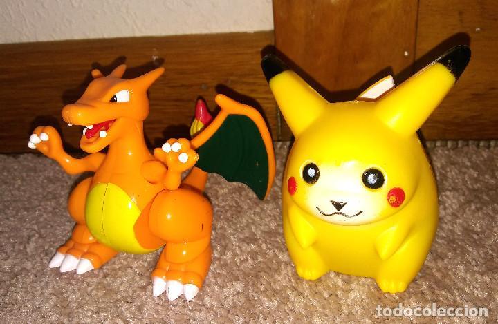 Pokemon Pikachu Con Sonido Y Luz Charmander Kaufen Andere