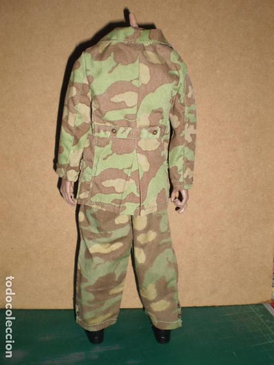 Figuras de acción: DRAGON UNIFORME ALEMAN EN CAMUFLAJE ITALIANO ESCALA 1/6 - Foto 2 - 151997890