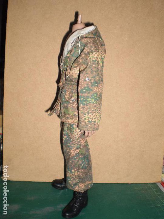 Figuras de acción: DRAGON UNIFORME ALEMAN SS EN CAMUFLAJE OTOÑO ESCALA 1/6 - Foto 3 - 151998570