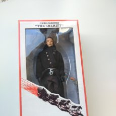 Figuras de acción: FIGURA THE HATEFUL EIGHT SHERIFF CHRIS MANNIX W GOGGINS NECA REEL TOYS TARANTINO - LOS ODIOSOS OCHO. Lote 152004878