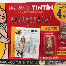 Figuras de acción: FIGURA TINTÍN. NÚMERO 1,. Lote 152061502