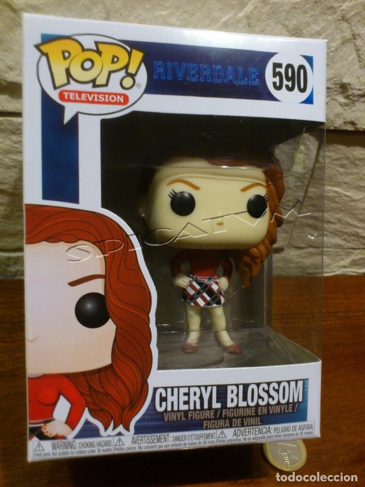 Riverdale Cheryl Blossom Figura de Vinilo 25908 Funko Pop!