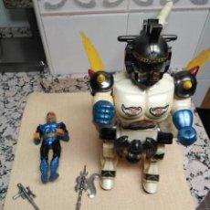 Figuras de acción: ROBOT CON JINETE. Lote 152835990