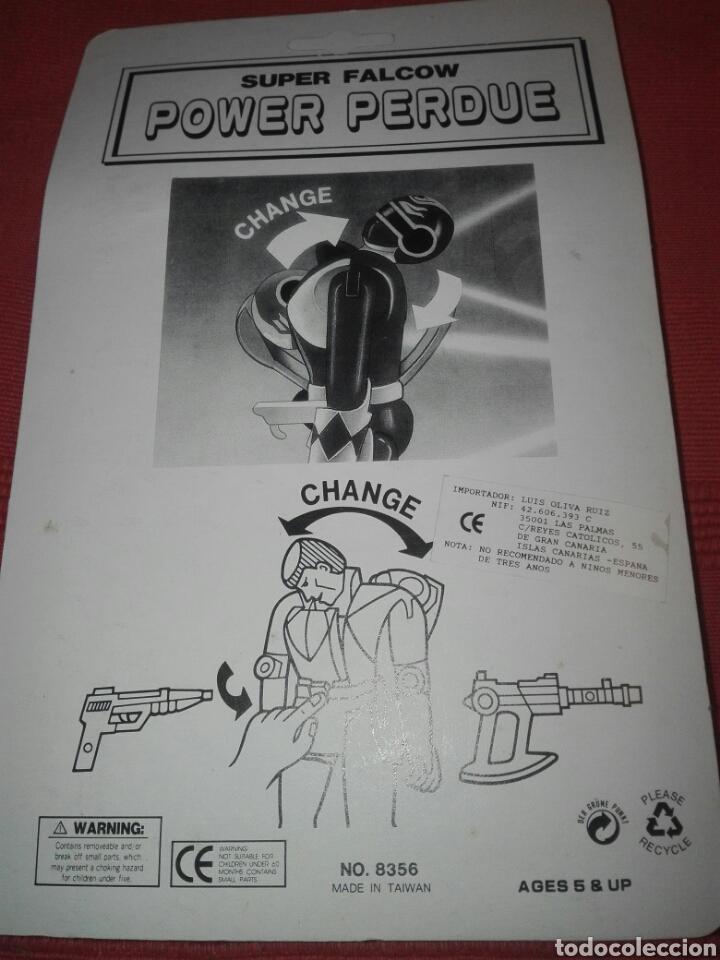 Figuras de acción: figura power perdue años 80 - Foto 2 - 152840396