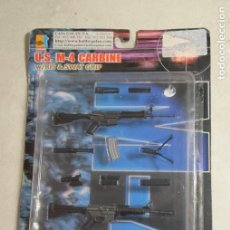 Figuras de acción: SET DE ARMAS DRAGON ACTION FIGURE M4 RIS Y SWAT GRIP ESCALA 1:6 1/6. Lote 153231878