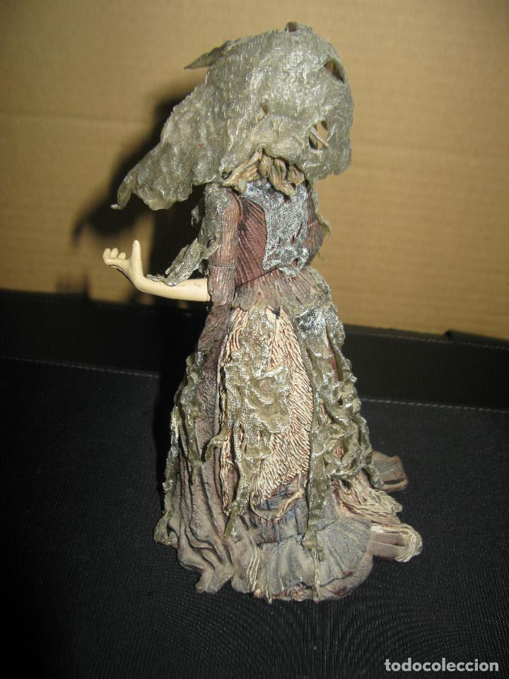 Figuras de acción: Figura McFarlane: THE CRONE, Snakes Pop Out of Eyes and Mouth - SLEEPY HOLLOW - Foto 2 - 153931550