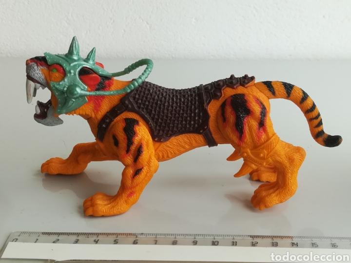 Figuras de acción: Tigre chap mei figura acción motu bootleg sin montura - Foto 2 - 146100828