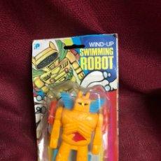 Figuras de acción: ANTIGUO ROBOT EN BLISTER. Lote 180172615