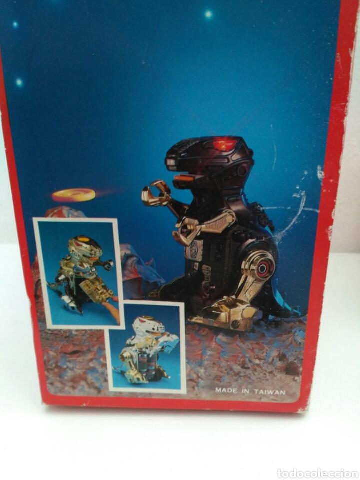 Figuras de acción: Space dinosaur motu ko bootleg robot dinosaurio t rex - Foto 6 - 155843286