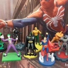 Figuras de acción: SET 11 FIGURAS SUPERHEROES. Lote 156291282