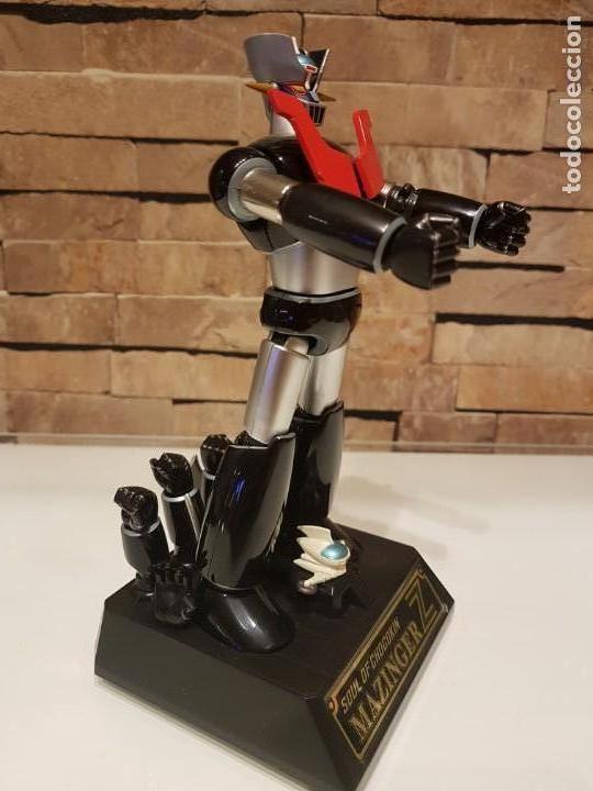 Figuras de acción: GX07 Figura de Acción Mazinger Z Bandai de Japón - Foto 3 - 156563078