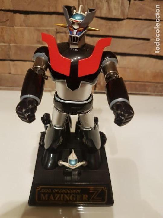 Figuras de acción: GX07 Figura de Acción Mazinger Z Bandai de Japón - Foto 5 - 156563078