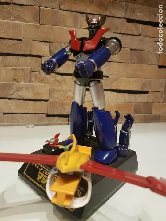 Figuras de acción: Figura de Acción Mazinger Z Especial Dynamic Classic Bandai de Japón - Foto 2 - 156564326
