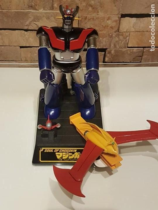 Figuras de acción: Figura de Acción Mazinger Z Especial Dynamic Classic Bandai de Japón - Foto 5 - 156564326
