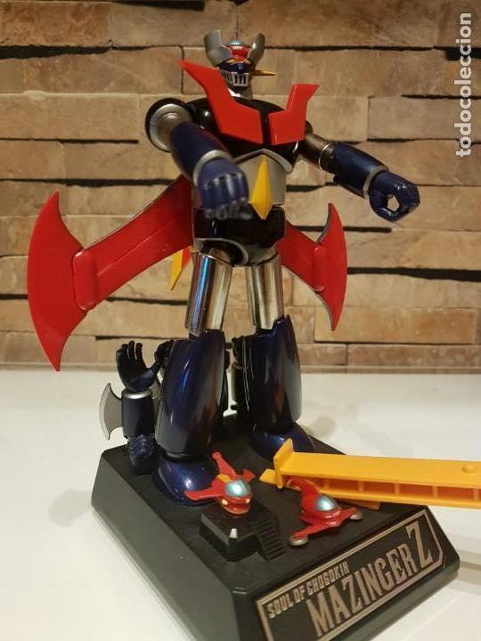 Figuras de acción: Figura de Acción Mazinger Z Especial 40th 5to. aniversario Bandai de Japón - Foto 3 - 156564806