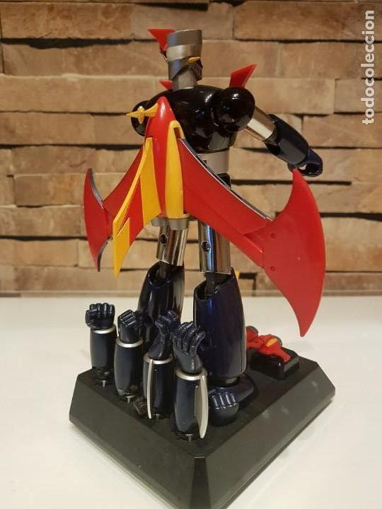 Figuras de acción: Figura de Acción Mazinger Z Especial 40th 5to. aniversario Bandai de Japón - Foto 4 - 156564806