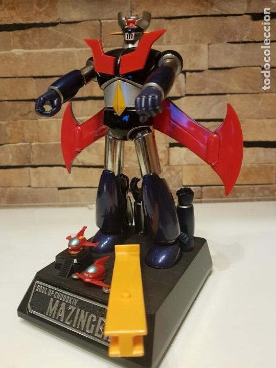 Figuras de acción: Figura de Acción Mazinger Z Especial 40th 5to. aniversario Bandai de Japón - Foto 5 - 156564806