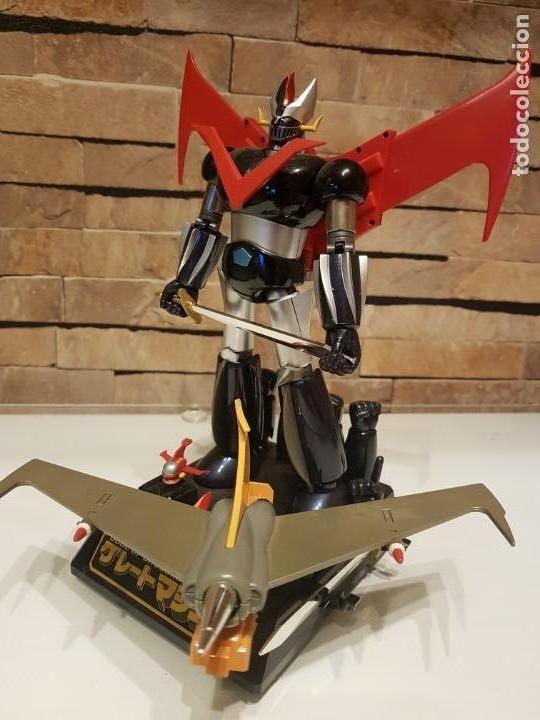 Figuras de acción: Figura de Acción Mazinger Z Infinity Bandai de Japón - Foto 2 - 156565514