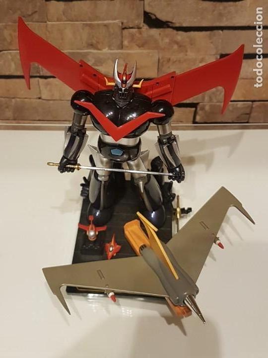 Figuras de acción: Figura de Acción Mazinger Z Infinity Bandai de Japón - Foto 5 - 156565514