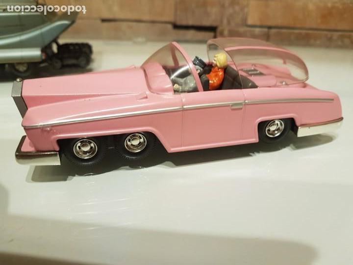 Figuras de acción: Réplicas de los autos de las Series TV de Gerry Anderson,Thunderbird Penélope y El Capitán Escarlata - Foto 5 - 156569198