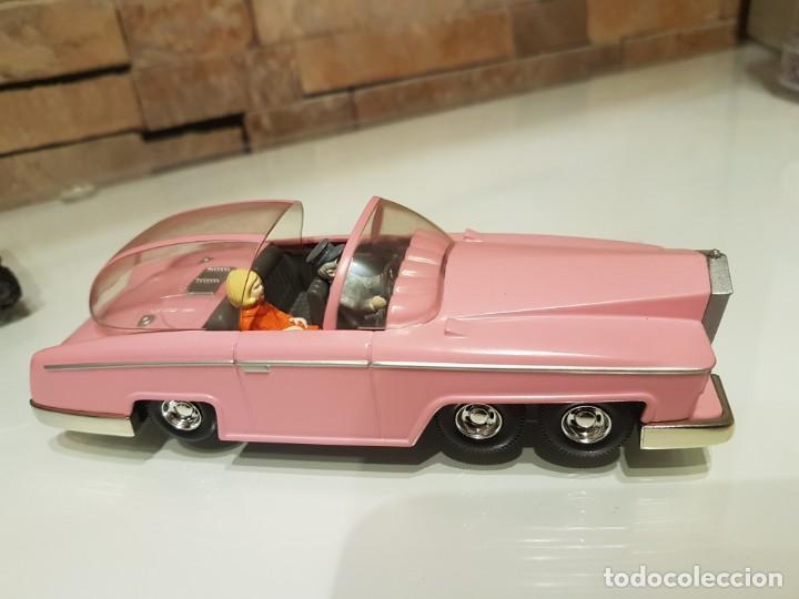 Figuras de acción: Réplicas de los autos de las Series TV de Gerry Anderson,Thunderbird Penélope y El Capitán Escarlata - Foto 6 - 156569198