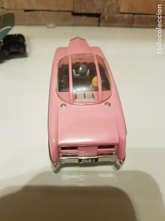 Figuras de acción: Réplicas de los autos de las Series TV de Gerry Anderson,Thunderbird Penélope y El Capitán Escarlata - Foto 7 - 156569198