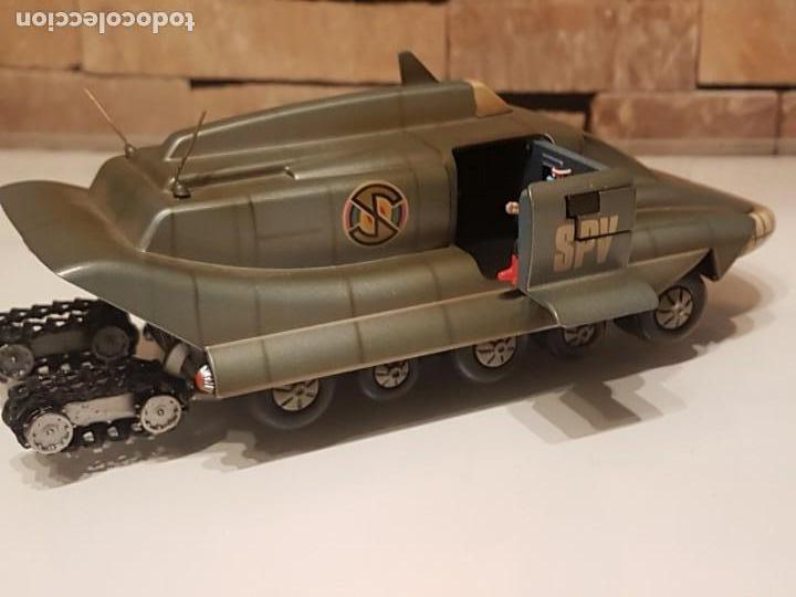 Figuras de acción: Réplicas de los autos de las Series TV de Gerry Anderson,Thunderbird Penélope y El Capitán Escarlata - Foto 11 - 156569198