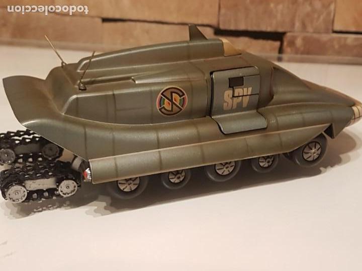 Figuras de acción: Réplicas de los autos de las Series TV de Gerry Anderson,Thunderbird Penélope y El Capitán Escarlata - Foto 12 - 156569198