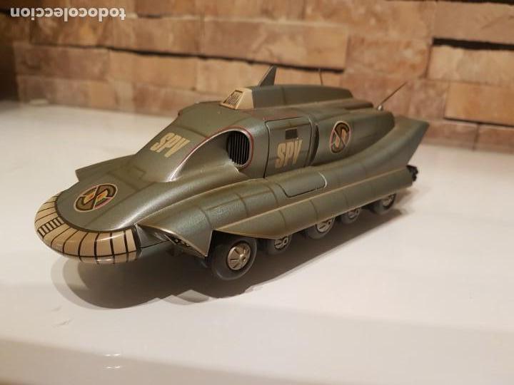 Figuras de acción: Réplicas de los autos de las Series TV de Gerry Anderson,Thunderbird Penélope y El Capitán Escarlata - Foto 13 - 156569198
