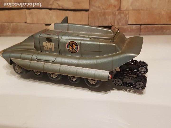 Figuras de acción: Réplicas de los autos de las Series TV de Gerry Anderson,Thunderbird Penélope y El Capitán Escarlata - Foto 14 - 156569198