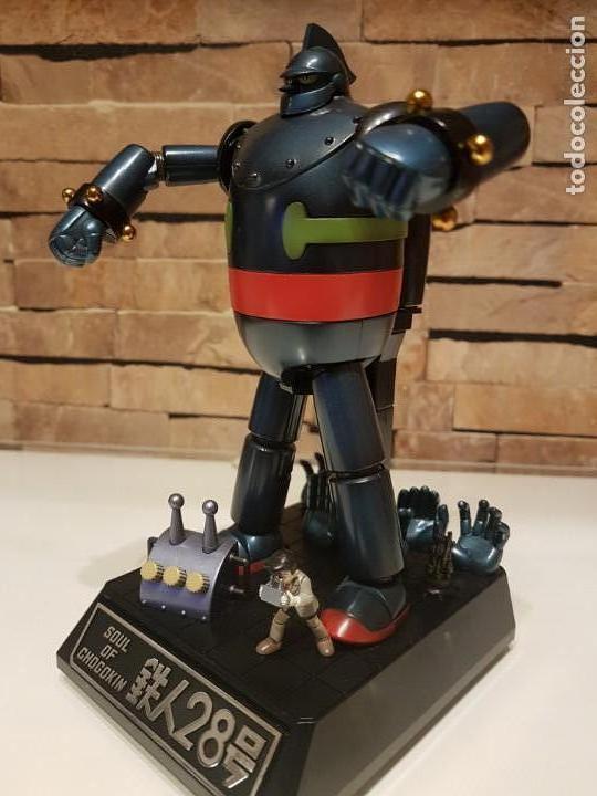 Figuras de acción: Cogokin Gx-24 Tetsujin 28 Figura de Acción Bandai Tamashii - Foto 2 - 156569350