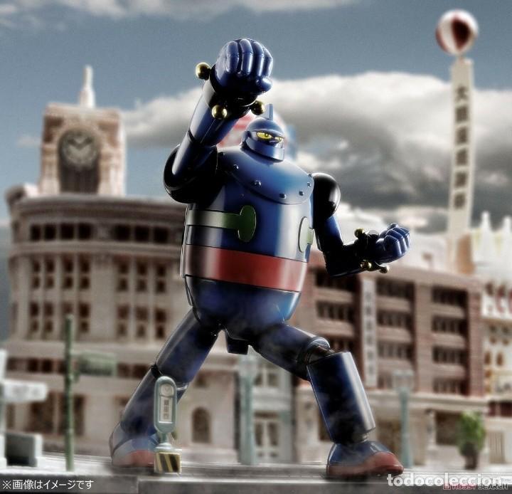 Figuras de acción: Cogokin Gx-24 Tetsujin 28 Figura de Acción Bandai Tamashii - Foto 6 - 156569350