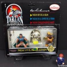 Figuras de acción: BLISTER TARZAN BIZAK. Lote 156747684