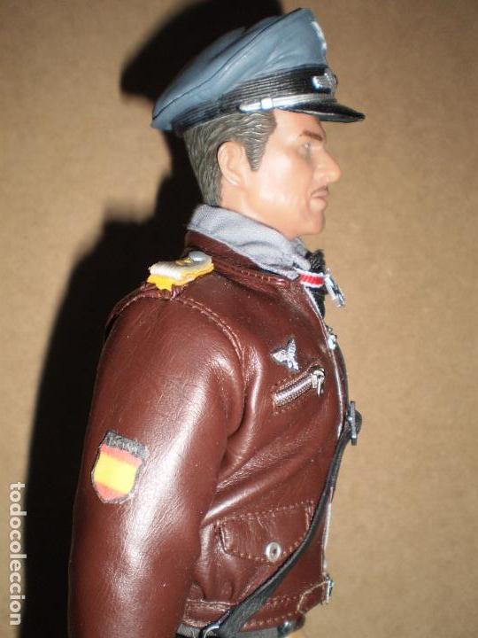 Figuras de acción: CUSTOM DRAGON OFICIAL PILOTO DE LA ESCUADRILLA AZUL ESCALA 1/6 - Foto 12 - 159751114