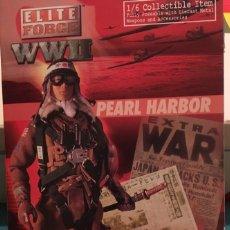 Figuras de acción: ELITE FORCES PILOTO JAPONES PEARL HARBOUR. DRAGON . Lote 160511374